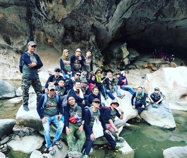 Legenda di Balik Indahnya Sanghyang Tikoro Bandung