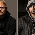 Ed Sheeran comenta colaboração com Eminem no novo álbum do rapper