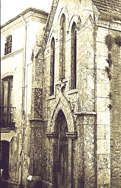 Capilla de la Fundación Castilla de Martos en la Puerta de Jaén