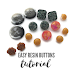 How to Make Resin Buttons | Little Windows' $50 Gift Certificate 送 for Resin Jewelry Supplies