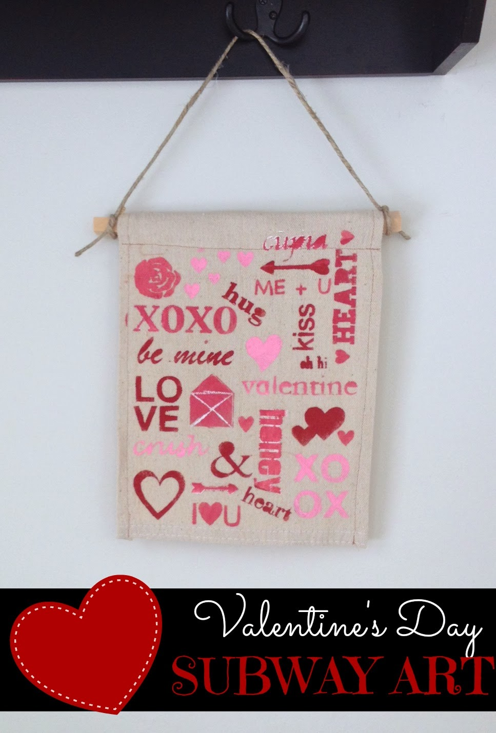 Subway art, Valentine's day, Silhouette tutorial, Silhouette Studio