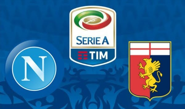 DIRETTA NAPOLI-GENOA Streaming no Rojadirecta: come vederla in Diretta Video Live