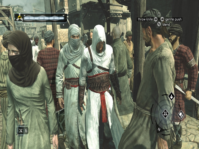 Assassin's Creed 1 PC Game Free Download