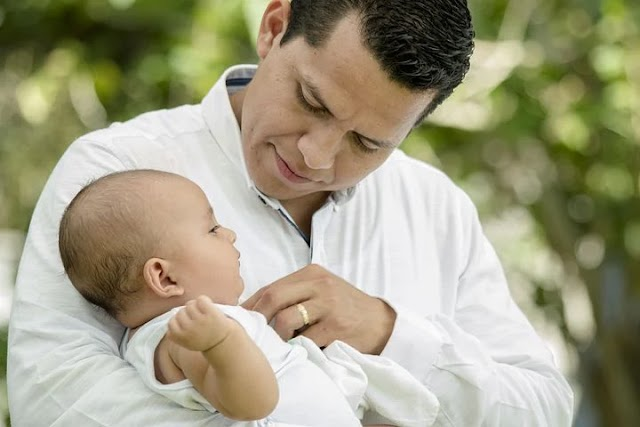 How to be a good caring father and husband