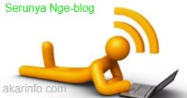 Serunya Nge-blog