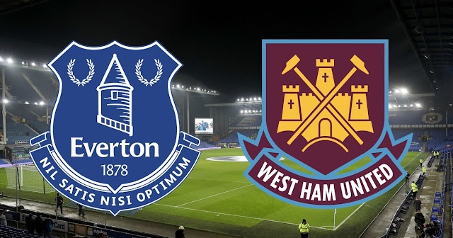 Prediksi Everton Vs West Ham United 2 Januari 2021