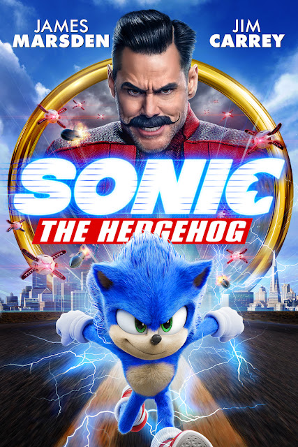 Sonic The Hedgehog Bluray 4K UHD Release