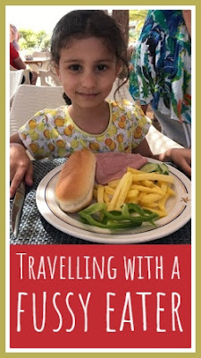 Family tips for travelling with a fussy eater