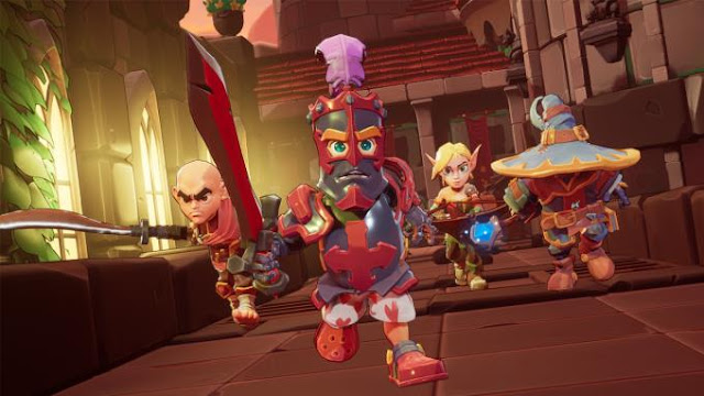 Dungeon Defenders Awakened is an adventure game developed in the genre of action where you will plunge into a rather dangerous atmosphere and try to save the world from destruction.
