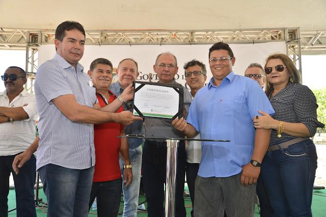 População de Acaraú é beneficiada com investimentos em recursos hídricos