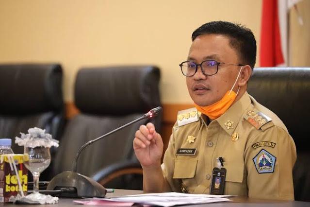 Bupati Ilham Azikin Soal HJB ke-766 dan 100 Jam Melawan Covid-19