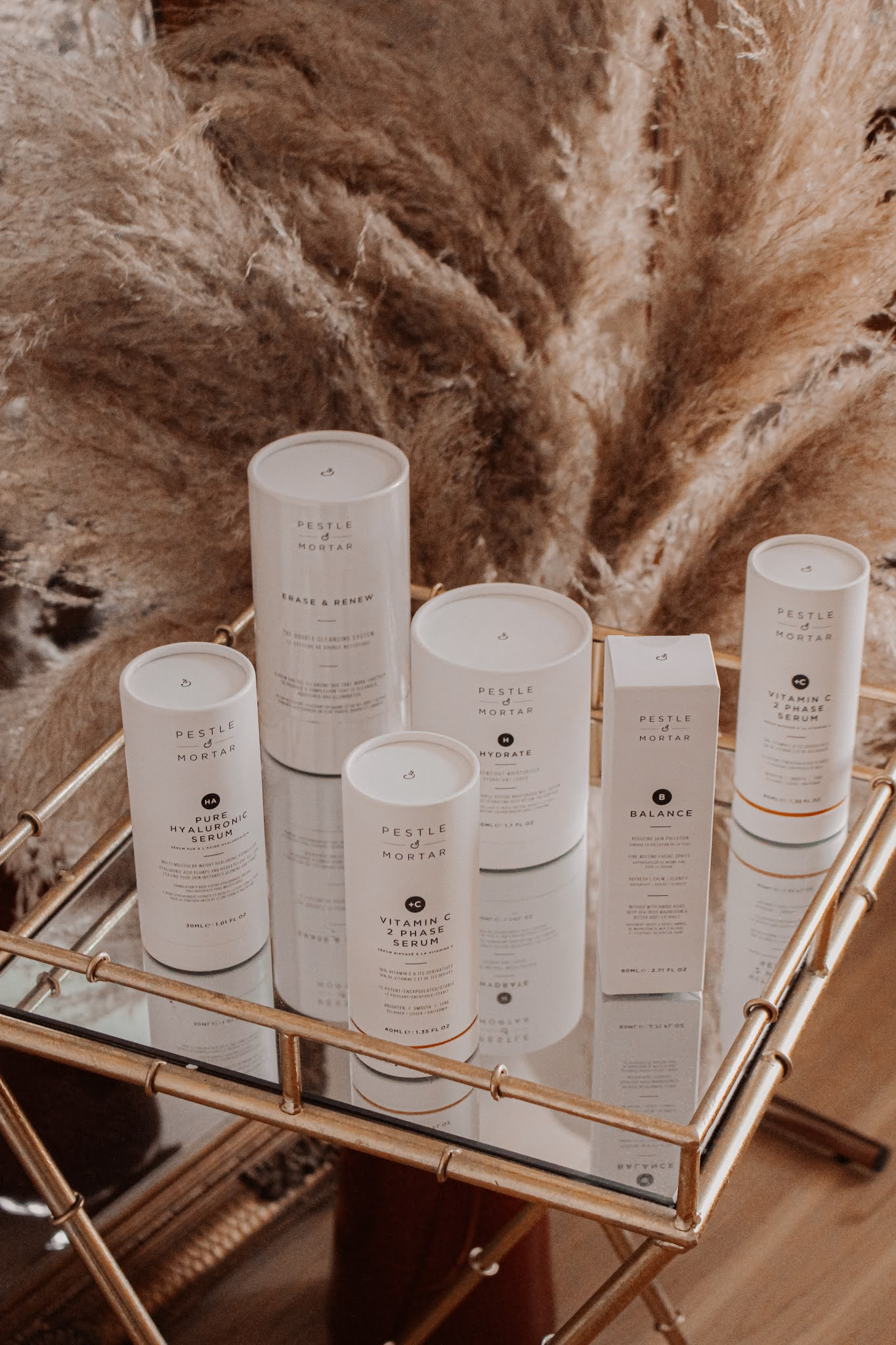 Pestle & Mortar Skincare 2021 Beauty Blog Review