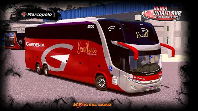 PARADISO G7 1600 LD - VIAÇÃO GARDENIA