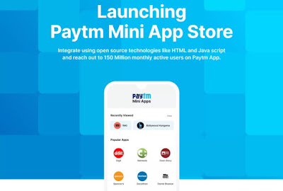 Paytm-Mini-App-Store-Launch