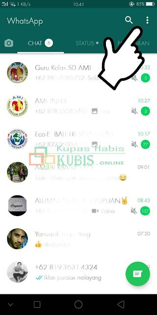 Cara Melihat Story/Status WhatsApp Orang Lain Tanpa Ketahuan