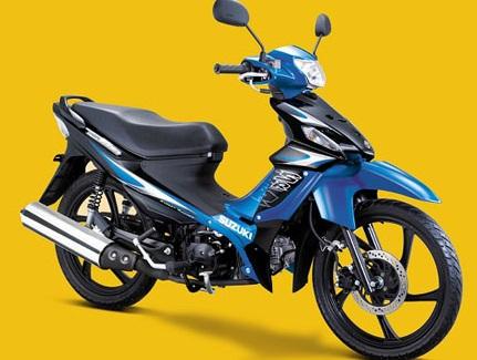 Harga Motor Suzuki Titan