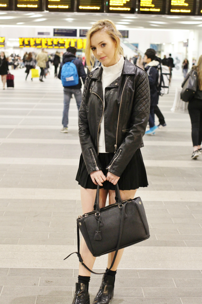 UK, Fashion, Blogger, Outfit, Post, Zara, Topshop, H&M, M&S, New Street, Birmingham