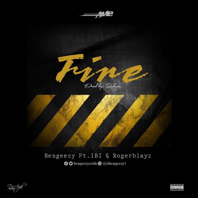 Bengeezy Ft. IBI X Rogerblayz - Fire