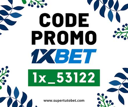 Avantages Du Code Promo 1xBet : Pourquoi insérez le code promo : 1x_53122 lors de l'inscription 1xBet ?