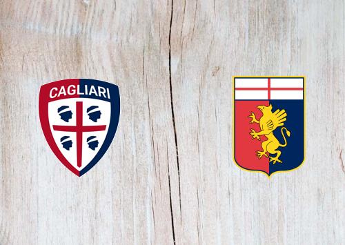 Cagliari vs Genoa -Highlights 22 May 2021
