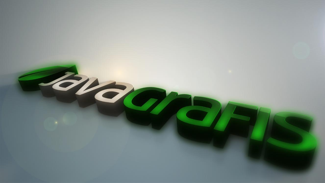 Jasa Pembuatan Bumper Video 3D Reveal Java Grafis After Effect