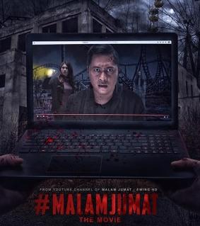 Download Film #Malam Jumat The Movie (2019) WEB-DL Full Movie Gratis