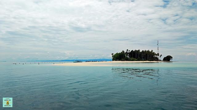 Sibuan island, Borneo (Malaysia)