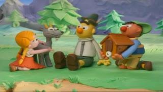 Sesame Street Bert and Ernie's Great Adventures Mountain Climbers