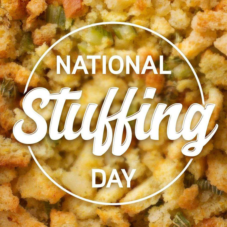 National Stuffing Day Wishes Sweet Images