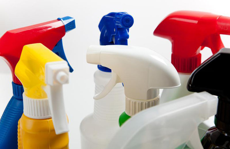 Ways to save money on cleaning supplies