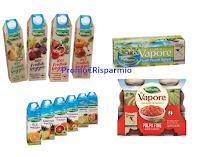 Logo Valfrutta buoni sconto Polpa Fine, Piselli, Veggie, Succhi di frutta : stampali subito