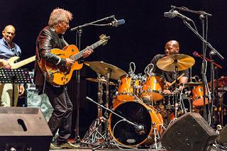 El jazz mediterráneo de Ximo Tébar desembarca en Segovia - España / stereojazz