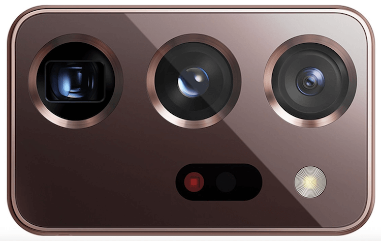 Samsung Galaxy Note20 Ultra Camera