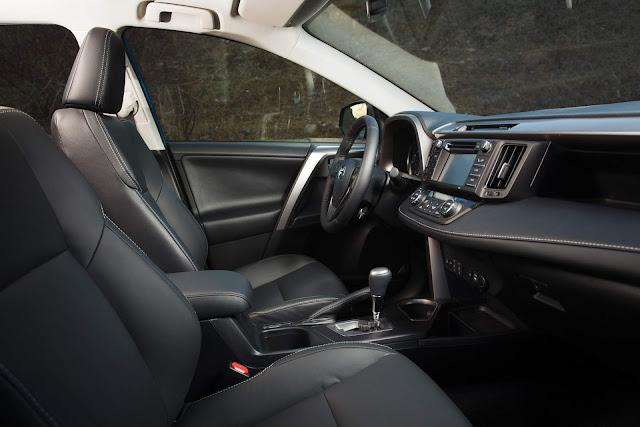 Nova Toyota RAV4 2017