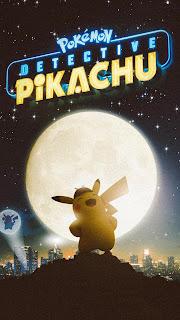 Detective Pikachu Pokemon Mobile HD Wallpaper