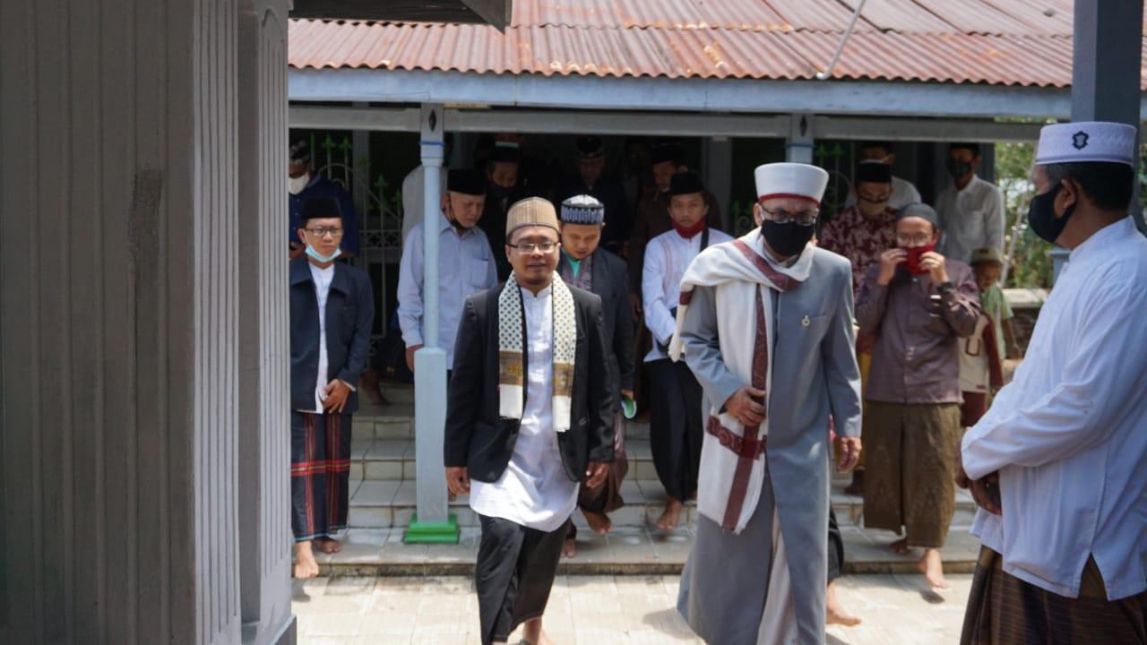 Syaikh Ammar Kunjungi Pondok Pesantren Ar-Rohman