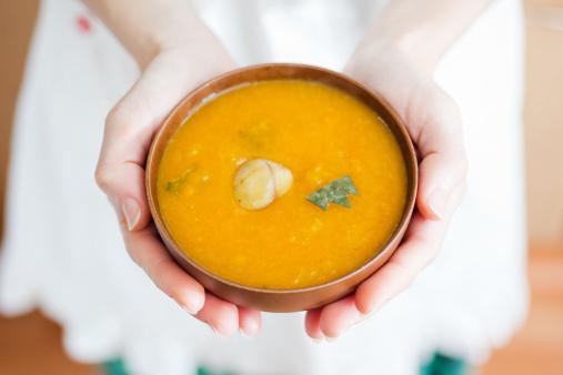 Hobakjuk – Cháo Yến Mạch món ăn ưa chuộng tại Hàn Quốc