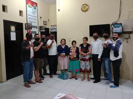 Komplotan Wanita Pencuri Diringkus Polres Tanjung Balai