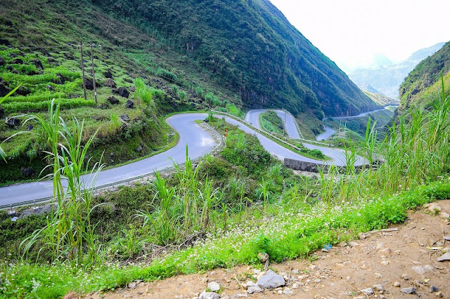 Most Scenic Roads in Vietnam 2