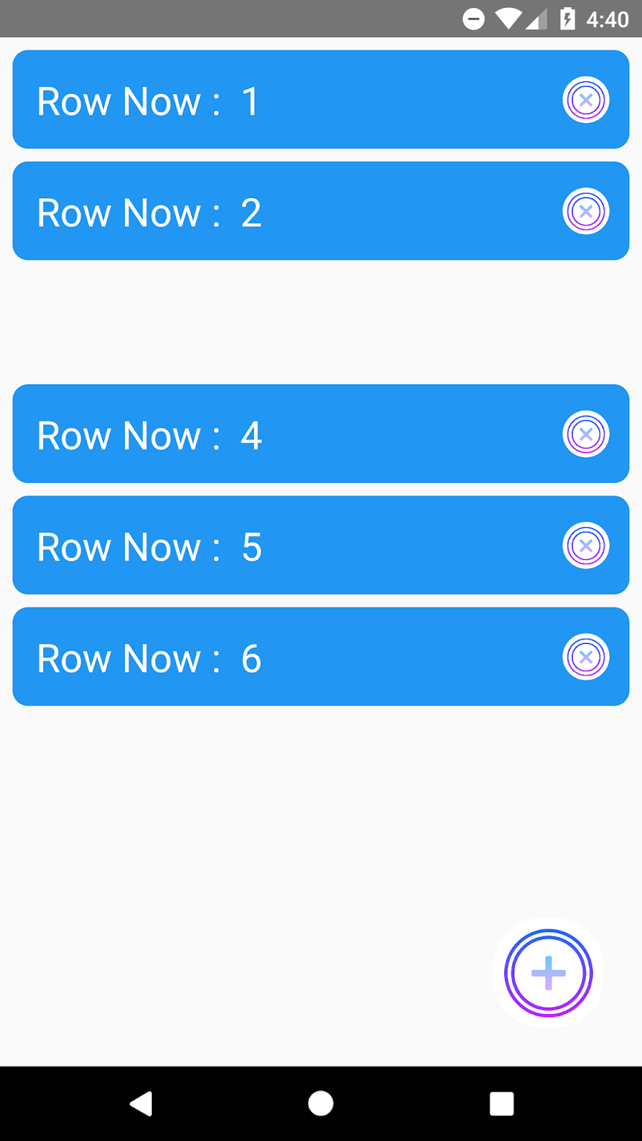 Dynamically Add / Remove Component with Animation in React