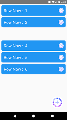 Dynamically Add / Remove Component with Animation in React Native