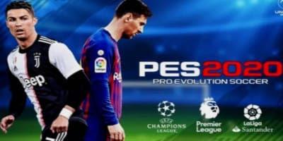 تحميل وتثبيت لعبة كرة القدم بيس PES  ISO على ppsp spللأندرويد