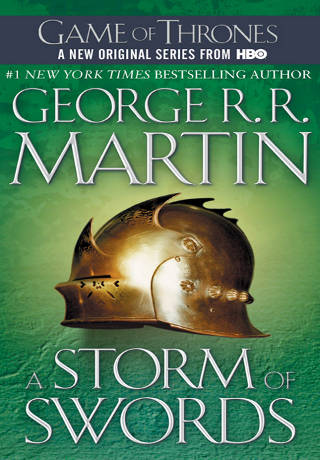 George RR Martin - A Storm of Swords PDF