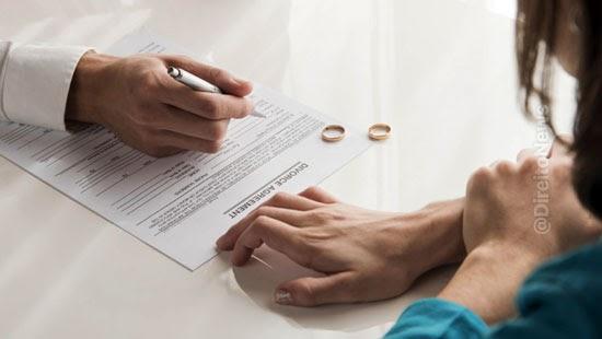 minuta divorcio consensual extrajudicial cartorio casal