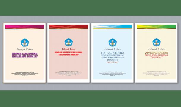 Juknis OSN, O2SN, FLS2N, dan Apresiasi Sastra SD Tahun 2017