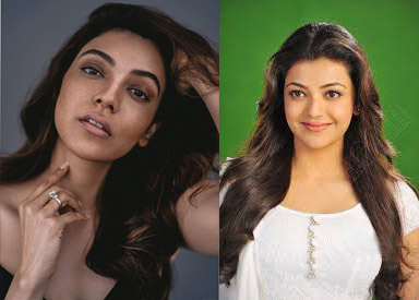 Kajal Agarwal No Make Up Photos Viral  - Kajal Photo