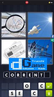 4 Immagini 1 Parola livello 173