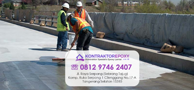 supplier waterproofing Balikpapan