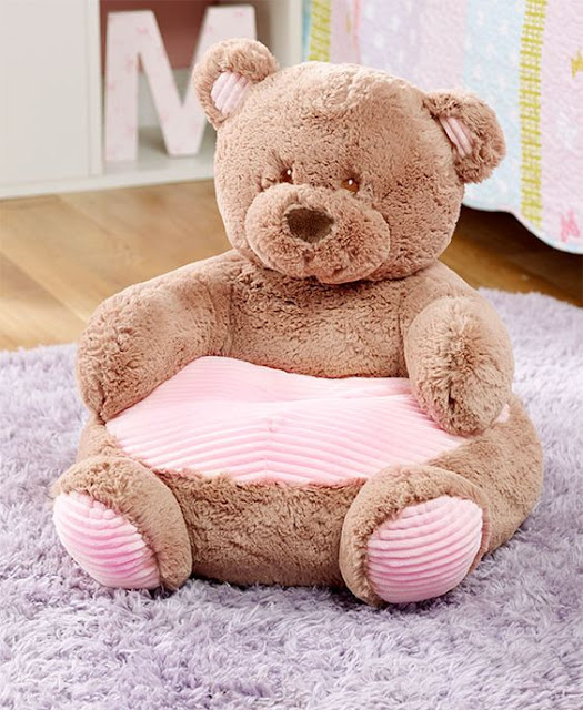 best and newest lovely bean bag plush baby chair with cute characters