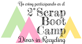 YO PARTICIPE EN EL 2° SCRAP BOOT CAMP